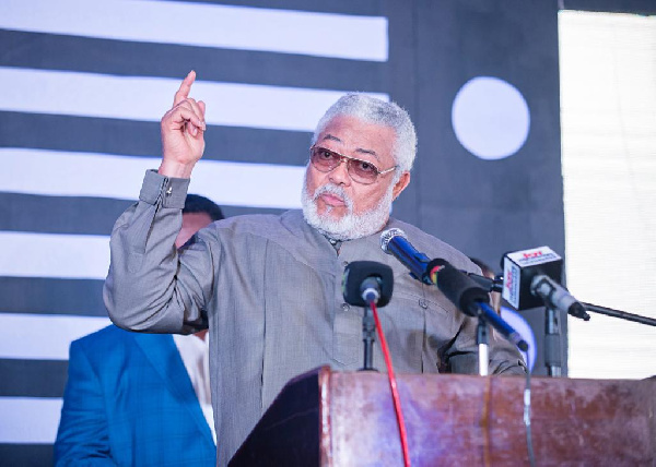 Coward! What a shame - Rawlings hits back at Major Rida