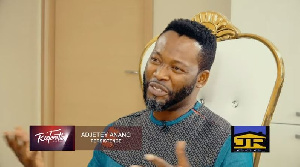 Actor Adjetey Anang