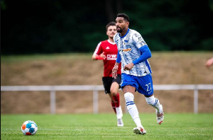 Kevin Prince Boateng Plays First Hertha Berlin Match In 16 0 Win