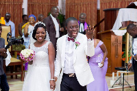 Mr and Mrs Offei-Addo