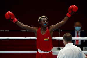 Takyi Samuel Olympics Boxing