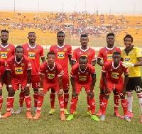 Team Asante Kotoko