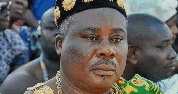 LGBTQ+ is a taboo, Ghana will be divided if  it's legalized - Nungua chief