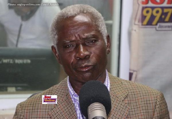 Brigadier General Joseph Nunoo-Mensah