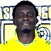 Former AshantiGold goalkeeper Nana Bonsu