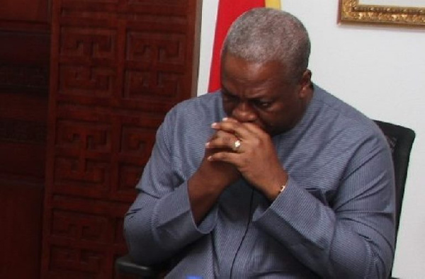 NPP Chiefs run to Amidu with fake petition against Mahama