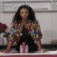 Ghanaian actress Yvonne Okoro