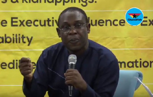 Kofi Bentil, Vice President of IMANI Africa