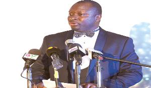 Deputy Chief Executive Officer of Ghana Bankers Association, John Awuah