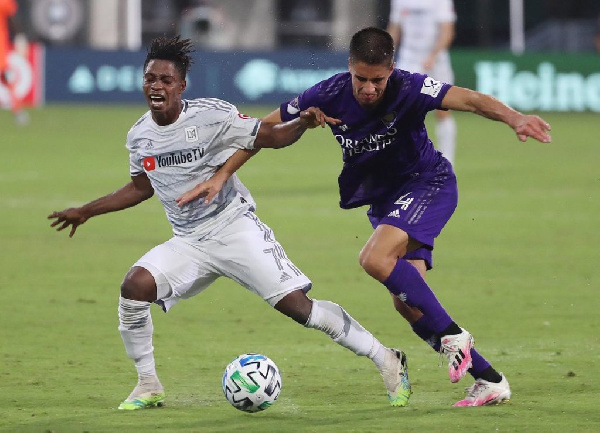 Latif Blessing\'s LAFC suffer MLS is Back elimination after defeat to Orlando City