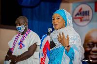 Samira Bawumia, Second Lady of Ghana