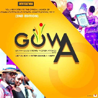 Promotional flyer for the 2nd Edition of GOWA