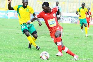 Asante Kotoko midfielder,Jordan Opoku