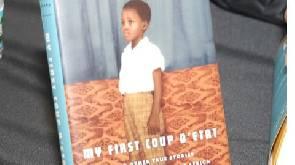 Mahama Book Cover