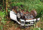 Abronye DC safe after surviving gory accident at Jinijini