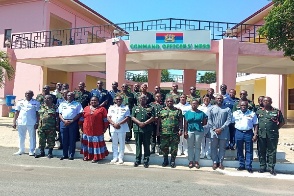 Ghana attains UN target of women deployment in Peacekeeping Missions