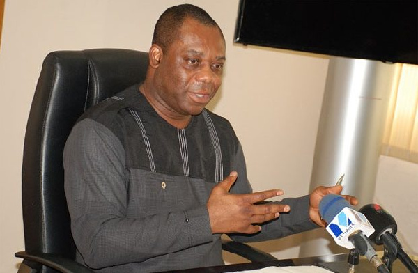 Minister for Education, Dr. Matthew Opoku Prempeh