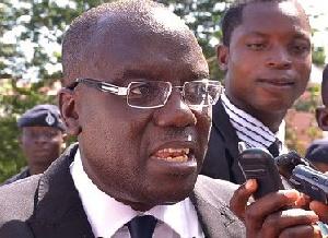 Lawyer Kwadwo Owusu Afriyie aka Sir John