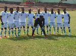 Mpong scores to give Sharks win against Aduana Stars