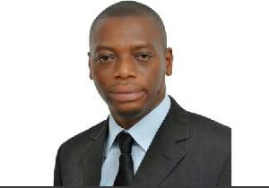 Dr Kingsley Nyarko, Executive Secretary, NAB