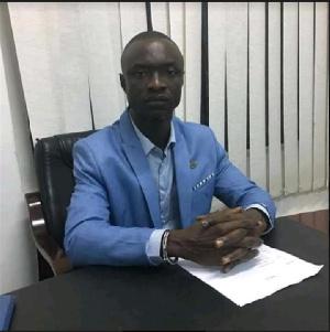 MP for Lambussie Constituency, Dr. Bakye Yelviel-Dong Baligi