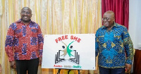 President Nana Akufo-Addo officially launched the Free SHS policy in September, 2017