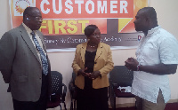 Customer Service Academy fellows