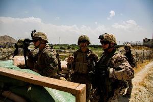 US Kabul Evacuations