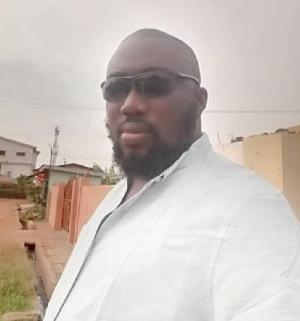 Aspiring Youth Organizer for Tema East NDC, David Agyemang