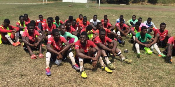National U-15 scouting begins Today