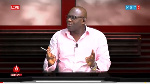 Kwaku Annan, the host of NET2 TV's 'The Seat'