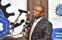 NIB Boss, John Asamoah