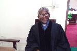 Reverend Benhardt Y. Quarshie