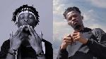 Nigerian musician, Laycon and rapper Kwesi Arthur