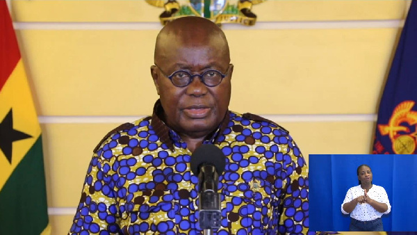 Election 2020 is about the integrity of NPP and NDC – Akufo-Addo reiterates