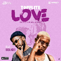 Bisa Kdei featured TopFlite on his new song Love