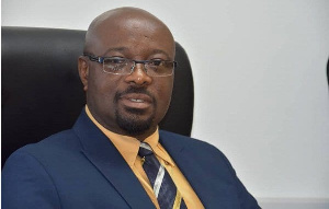 Kwame Agyeman-Budu, Managing Director of the ECG