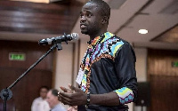 Manasseh Azure Awuni, freelance Investigative Journalist