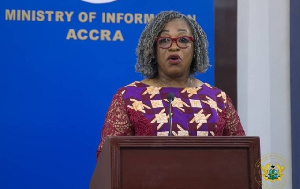 Madam Shirley Ayorkor Botchwey, Foreign Affairs And Regional Integration Minister