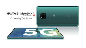 The  Huawei Mate 20