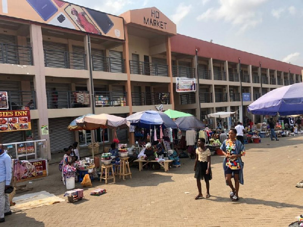 Ho Central Market gets expansion under $100m World Bank programme