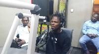 Ghanaian musician, Fameye