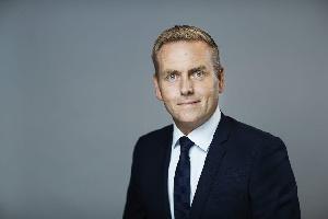 Svein Jakob Liknes, CEO of Aker Energy