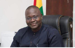Minister-designate for Works and Housing, Francis Asenso Boakye