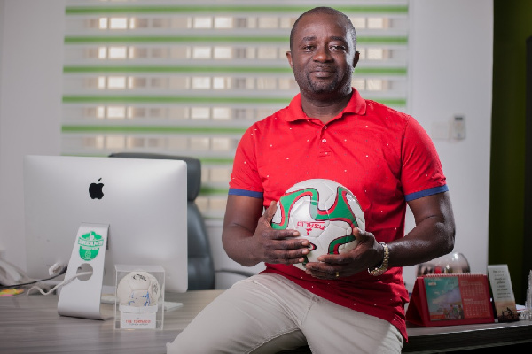 GFA's President should do more to develop nation's football - Woyome