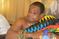 Nana Appiagyei Dankawoso I, President, Ghana National Chamber of Commerce and Industry
