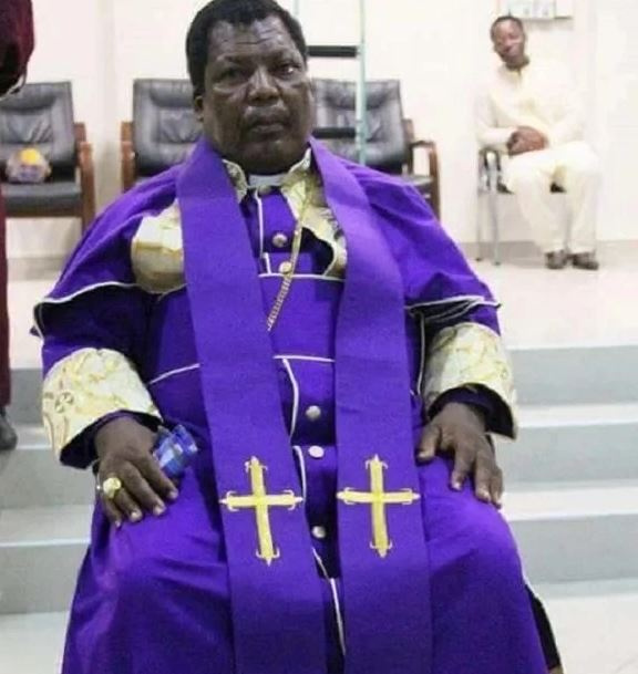 Papa Nii of Taxi Driver fame ordained as an Apostle in Accra