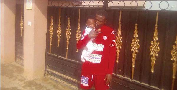 Ex-Kotoko goalkeeper Banahene names son after Ghana\'s deputy speaker of Parliament