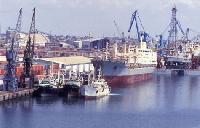 Tema Port file photo