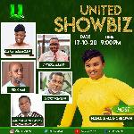 LIVESTREAMED: United Showbiz with Nana Ama McBrown